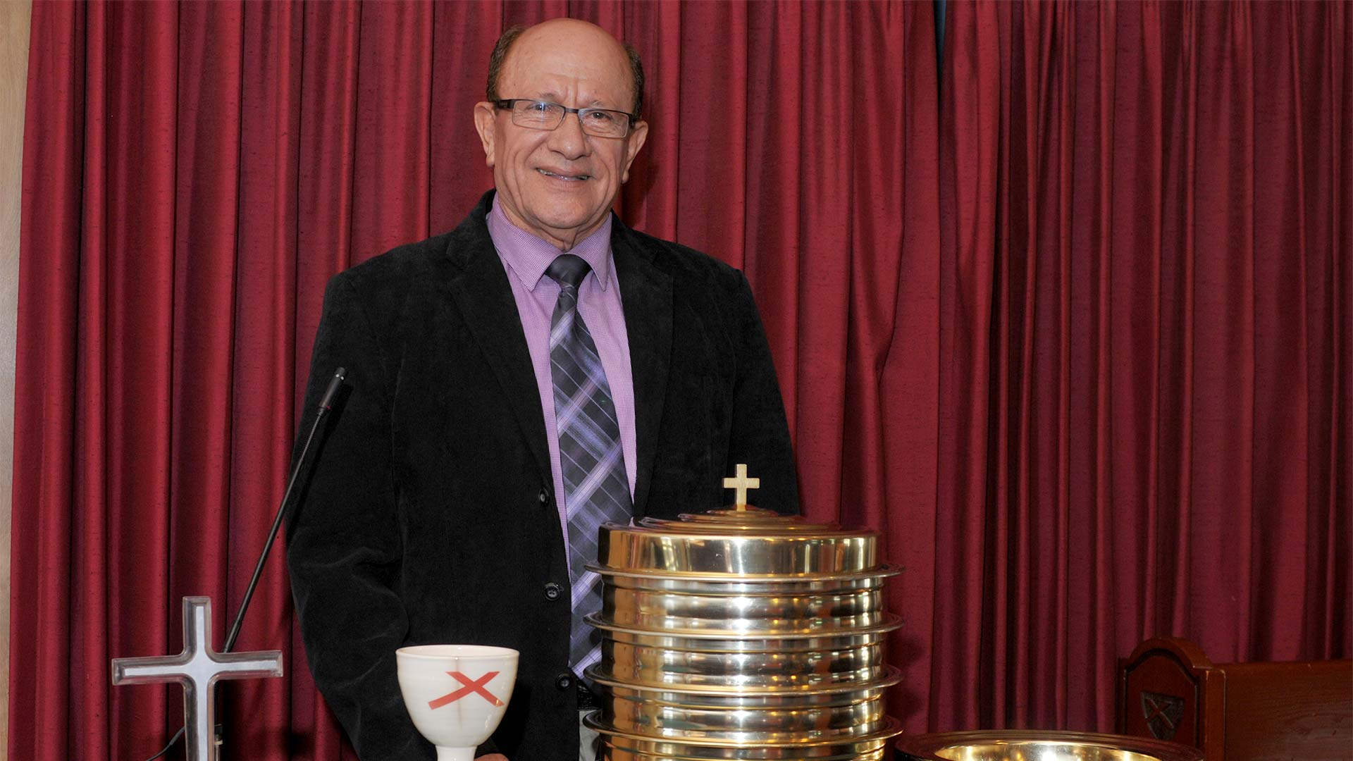 Pastor Feliberto Pereira