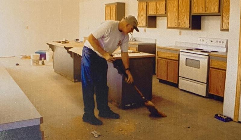 History - Sweeping v2