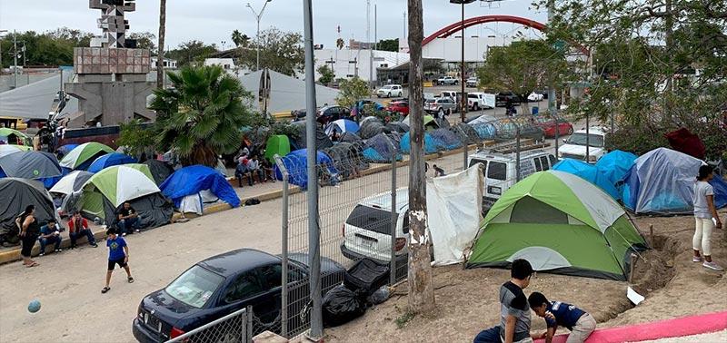 Refugees - Tent City 1 v2