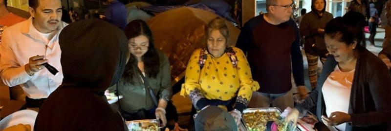 Refugees - Serving Them Food v2